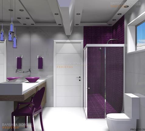 cadeiras de varanda banheiros pequenos planejados
