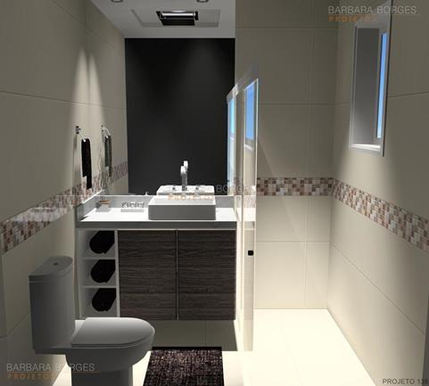 cozinhas de madeira banheiros pequenos planejados