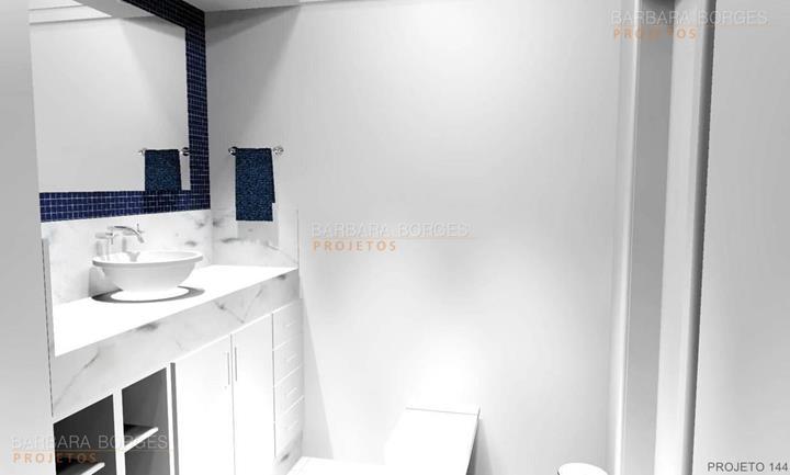 cozinha em aço banheiros planejados