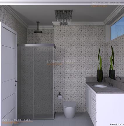 cama infatil banheiros planejados pequenos