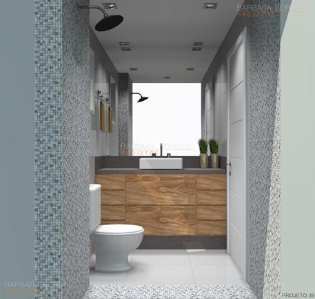 cozinha com sala de jantar banheiros reformados