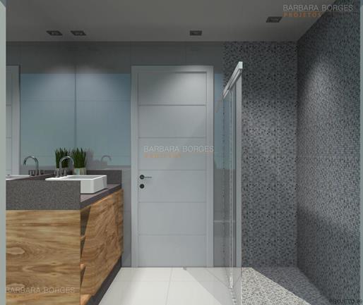 Banheiros Simples  Barbara Borges Projetos -> Orcamento Banheiro Simples