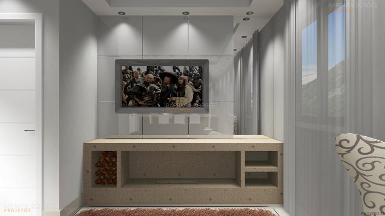 decoração de salas modernas blog decoração