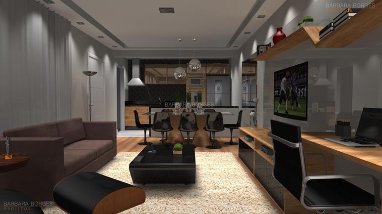 cozinhas planejadas com ilha blog decoração casas