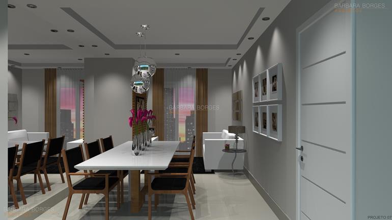 decoração de salas de jantar blog decoração interiores