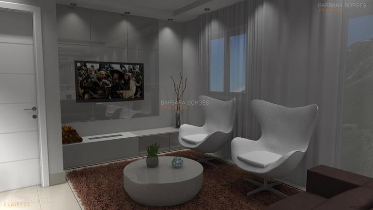 decoração para quarto de casal pequeno cadeira acrilico
