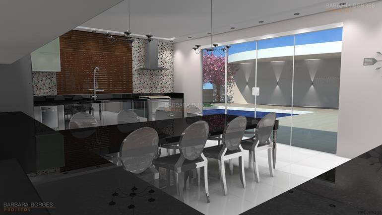 cozinhas de madeira cadeira cozinha