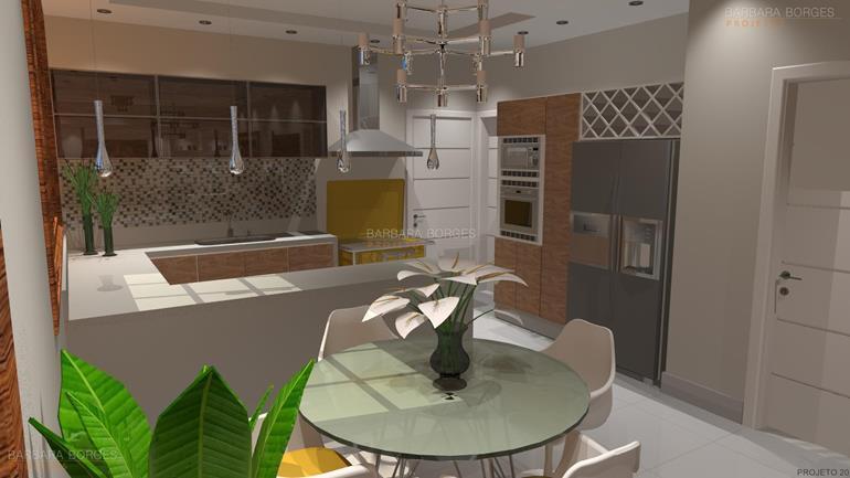 decoração de salas de jantar cadeira cozinha