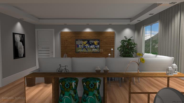 decoração de apartamento pequenos cadeira sala estar