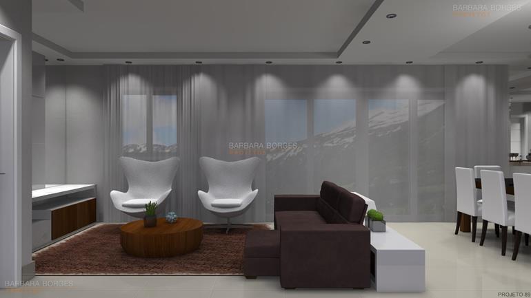 decoração quartos pequenos cadeira sala estar