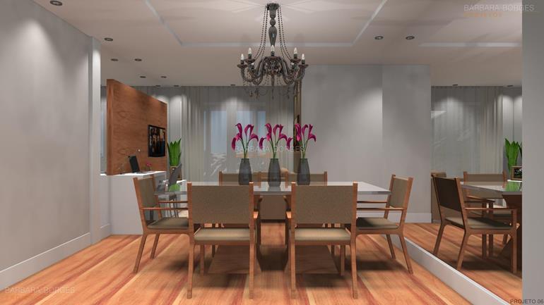 design interior cadeiras jantar