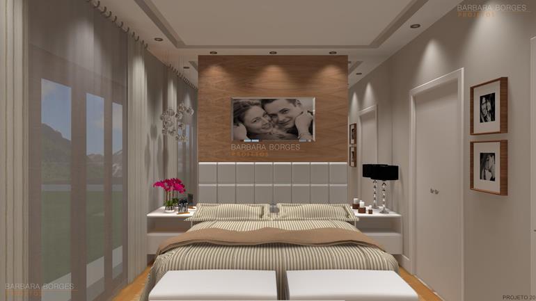 feng shui decoração cama casal