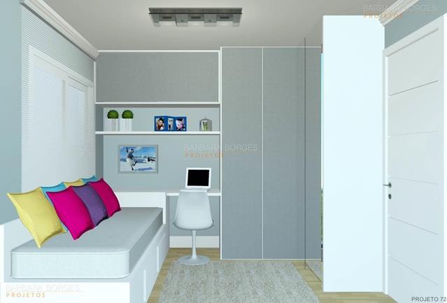 design interior cama criança