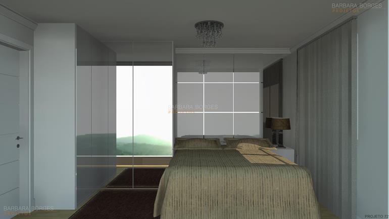 escritórios de arquitetura cama infantil menina