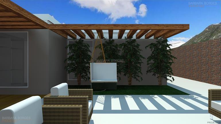 Casa Campo Barbara Borges Projetos