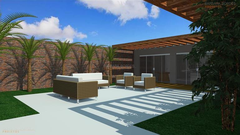 Casa campo 3 quartos barbara borges projetos - Modelos de casas de campo pequenas ...
