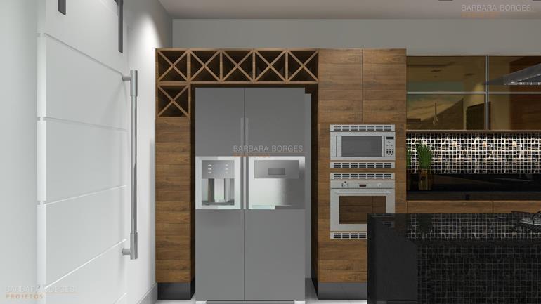 projetos de paisagismo casa cozinha