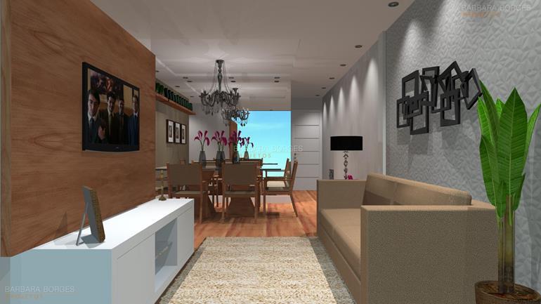projeto casa 3 quartos casa decoração