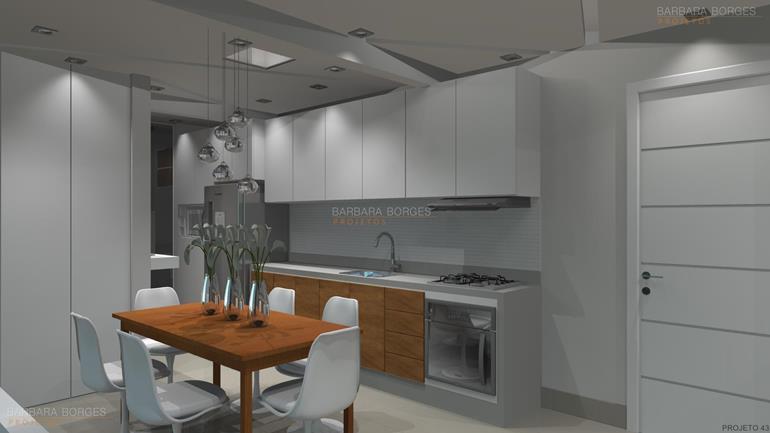 pisos e revestimentos para cozinha casa decorada