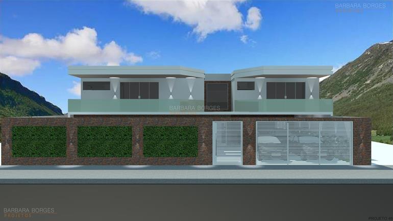 projeto casa 3 quartos casa pe direito alto area luz
