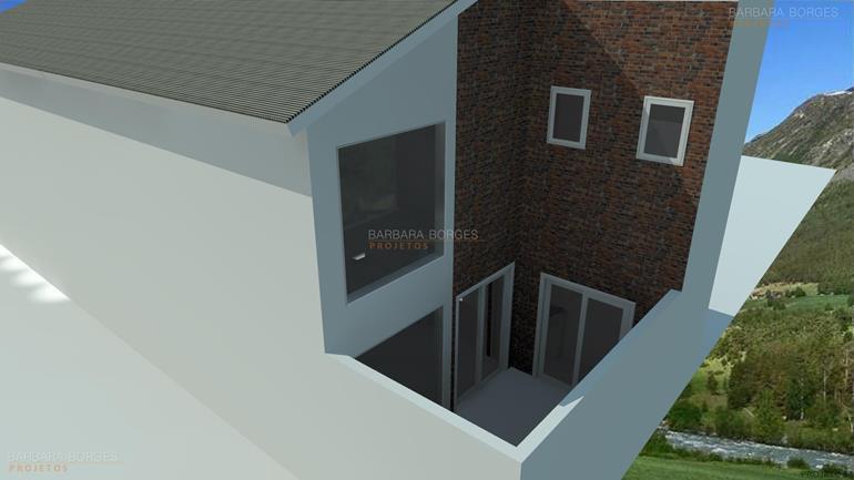 projeto casa 3 quartos casa planejada
