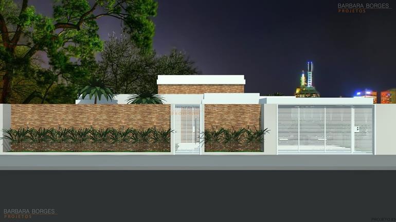 projetos de paisagismo casa popular 2 quartos
