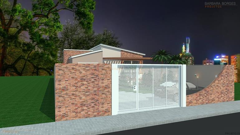 reformar casa terrea garagem carros