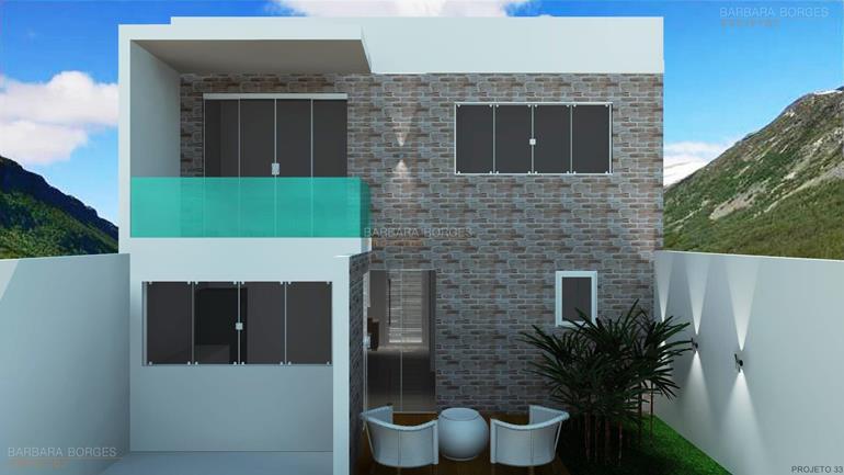 plantas de ediculas casa terreno 10 20 metros