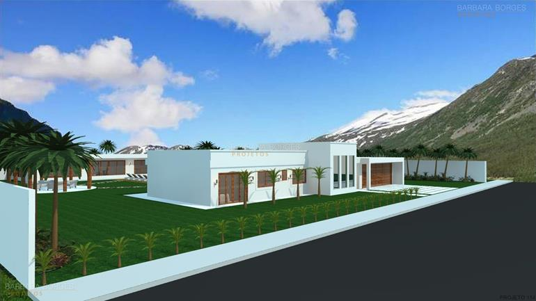 salas projetadas casa terreno 10 20 metros