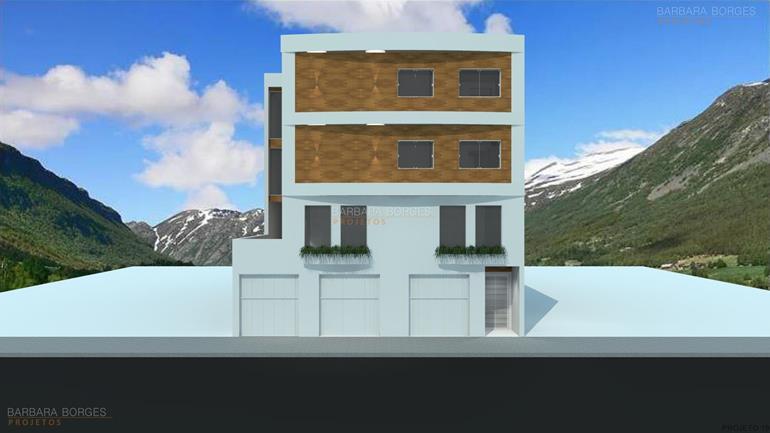 casas geminadas projetos casas 10 metros frente