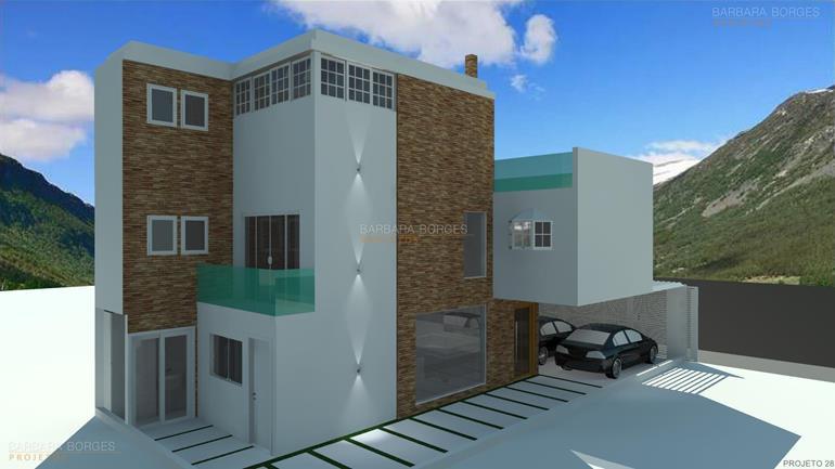 obras e reformas casas 11 metros frente