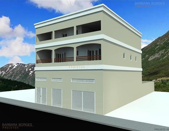 projeto de padaria casas 11 metros frente