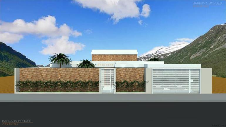 projetos de arquitetos casas 12 metros frente