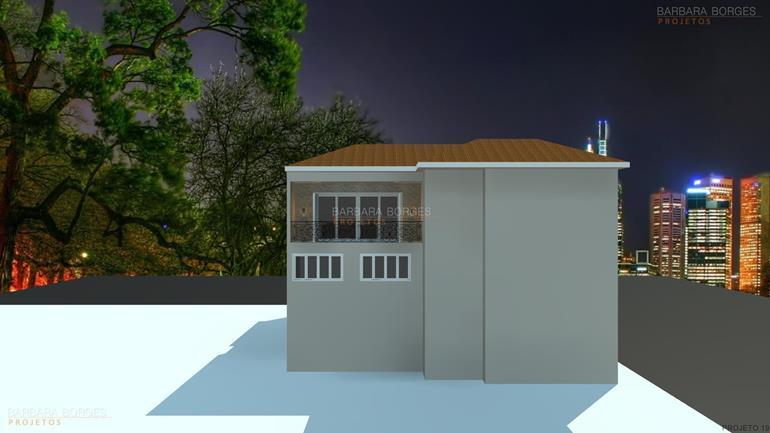 acabamentos de banheiros casas 15 metros frente