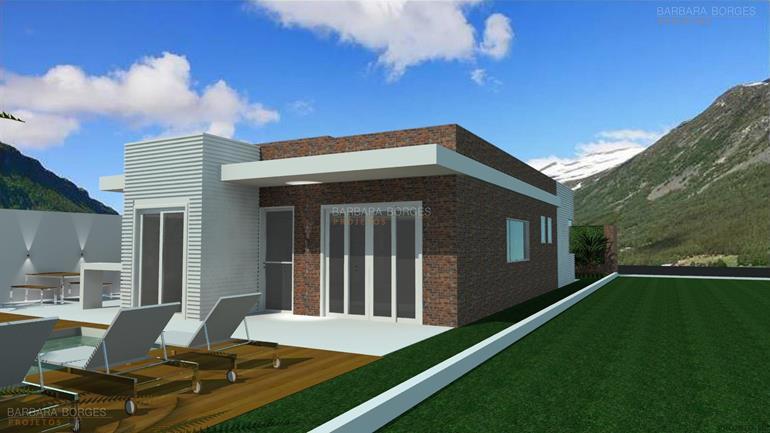 banheiros projetados casas 8 metros frente