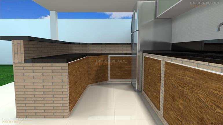 banheiros projetados casas churrasqueira
