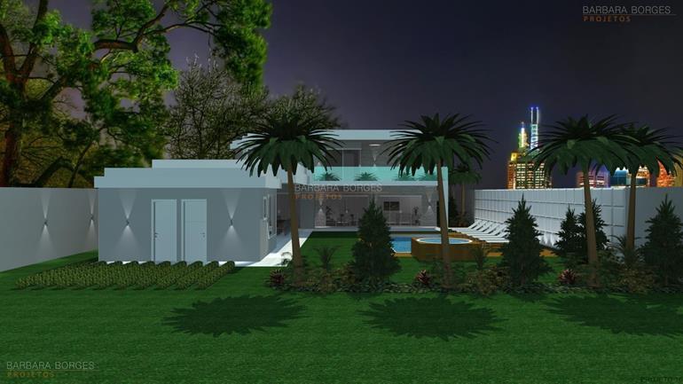 churrasqueiras projetos casas construir