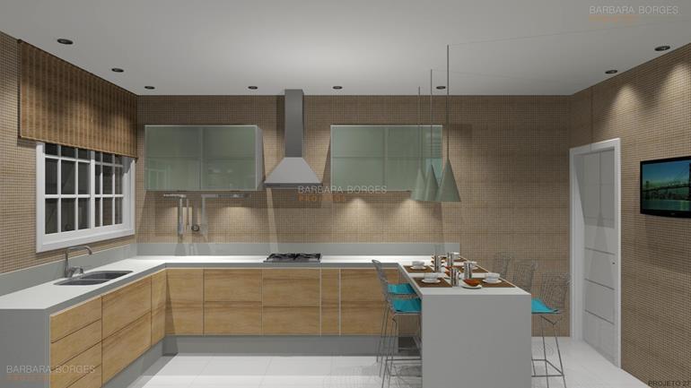 churrasqueiras projetos casas cozinha integrada