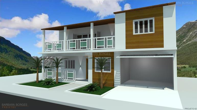 banheiros projetados casas deck