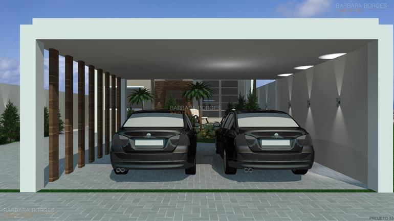 casas e decorações casas design contemporaneo