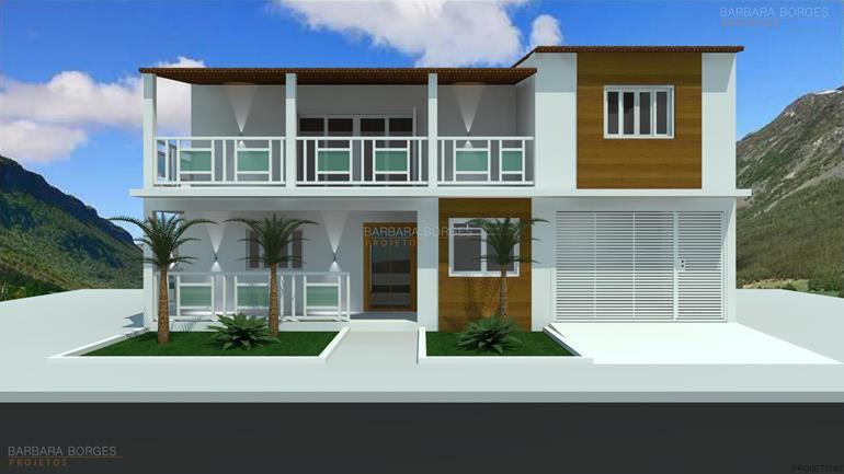 Casas Design Moderno Barbara Borges Projetos