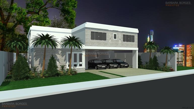 cosinha planejada casas design moderno