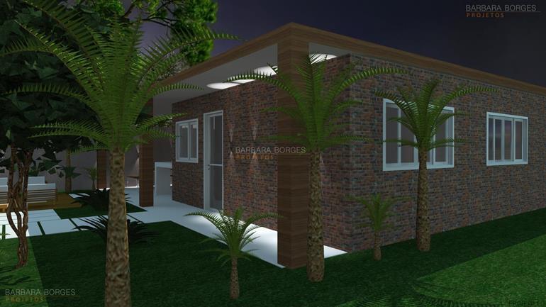 decoração 2014 casas fachada moderna