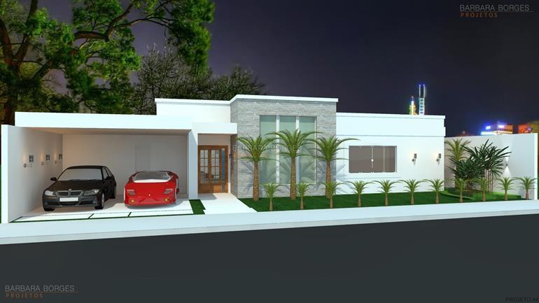 cosinhas planejadas casas fachada pedra