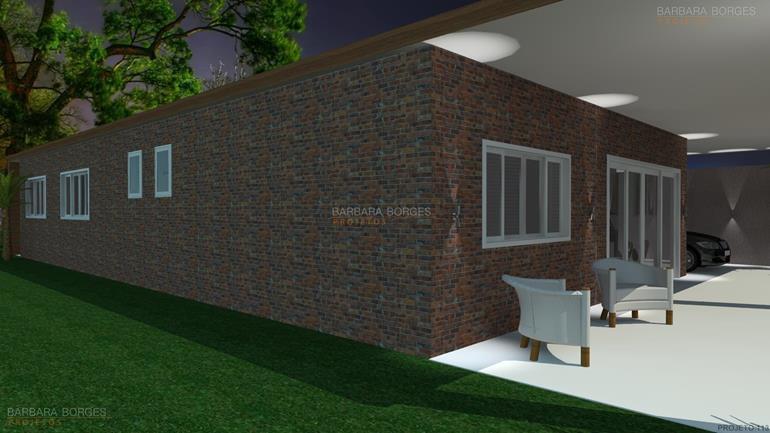 decoração bebe casas fachada pedra