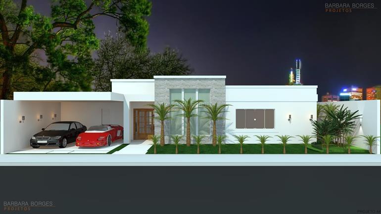 cozinha planejada rj casas fachada pequena