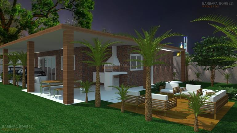 decoração de interiores pequenos casas fachada simples