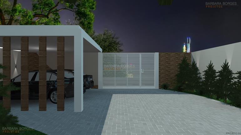 cozinhas dellano casas fachada vidro