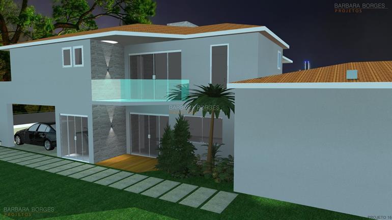 decoração de pequenos ambientes casas garagem 2 carros