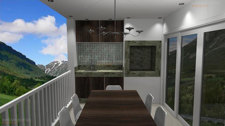 decoração de pequenos ambientes casas jardim